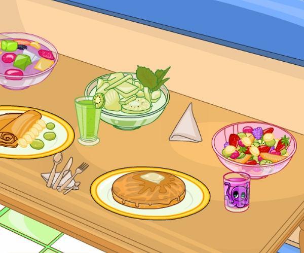 Przygotuj śniadanie