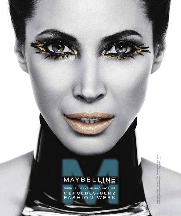 Trendy w makijażu według marki Maybelline