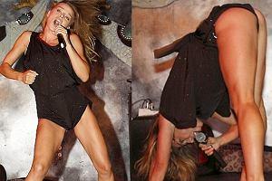Natasza Urbańska podczas swojego występu w jednym z klubów w Los Angeles wzbudziła duże zainteresowanie. Niestety, nie wykonaniem piosenki All the Wrong places śpiewanej do podkładu z playbacku, ale układem choreograficznym. Trzeba przyznać, że występ był wyjątkowo interesujący. Ciekawe czy ten seksowny układ ułożył sam mistrz, czyli mąż Nataszy - Janusz Józefowicz, czy raczej była to jej improwizacja. Jedno jest pewne, gdy wideo z występu trafiło do internetu, ktoś starał się szybko je usunąć. A samej wokalistce najwyraźniej było wstyd. Jak widać, nie wszystko da się skasować.