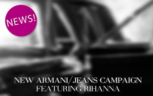 Armani Jeans fall winter 2011 2012