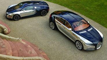 Bugatti Galibier i Bugatti Veyron
