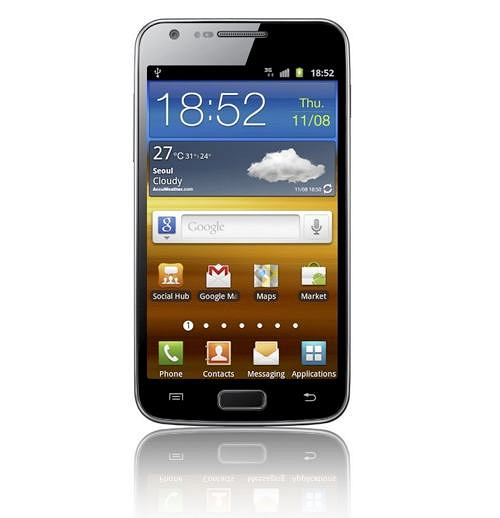 Smartfon Galaxy S II LTE