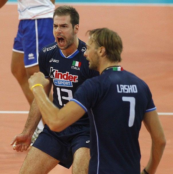 Dragan Travica i Michał Łasko