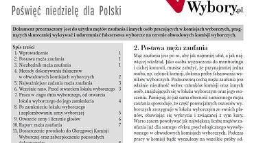 Ze strony solidarni2010.pl można pobrać oficjalny poradnik męża zaufania