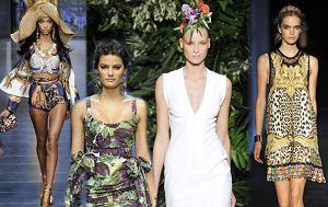 Najlepsze pokazy Milan Fashion Week