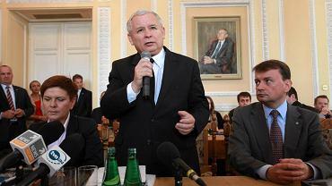 Drużyna Jarosława Kaczyńskiego, 5.10.2011