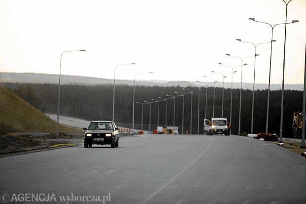 Budowa autostrady A2 z Nowego Tomyśla do Świecka