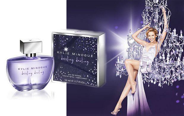 Nowe perfumy Kylie Minogue - Dazzle Darling