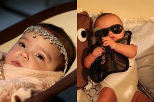 Piosenkarka, Mariah Carey, 30 kwietnia 2011 urodziła śliczne bliźniaki: Monroe i Moroccana.
