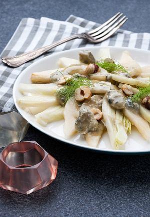 Sałatka z kopru włoskiego