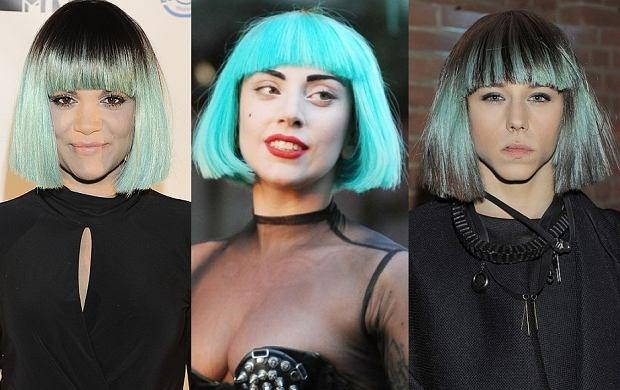 Dominika Gawęda, Lady Gaga, Michał Szpak