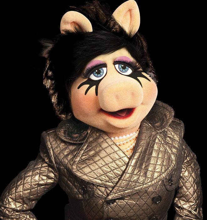 Miss Piggy dla MAC