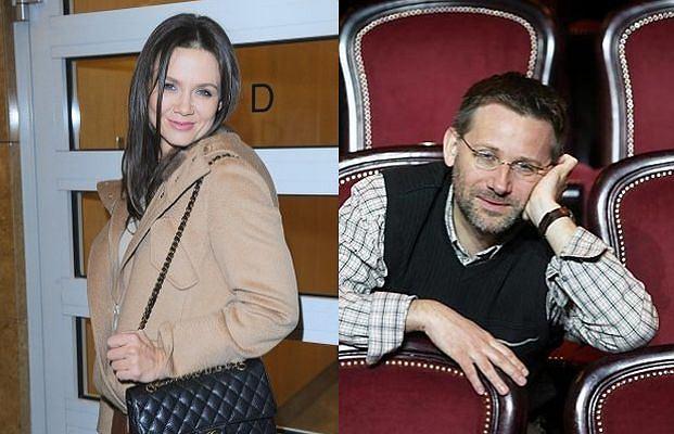 Kinga Rusin i Andrzej Saramonowicz