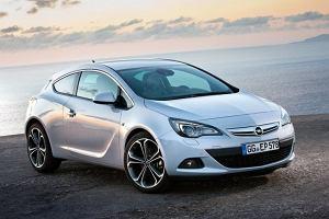 Opel Astra V z Gliwic