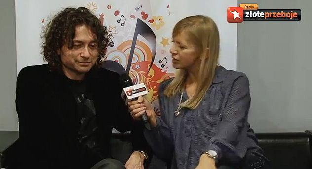 Wywiad Marzeny Rogalskiej z Piotrem Rubikiem