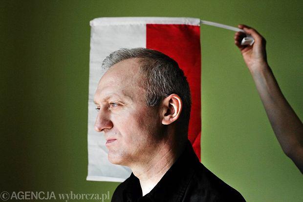 Edward Pażysz, muzyk, 2011 r.