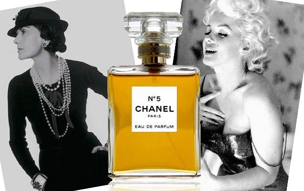 Sekret Chanel No.5