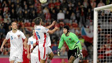 Mecz Czechy - Polska w 2009 roku
