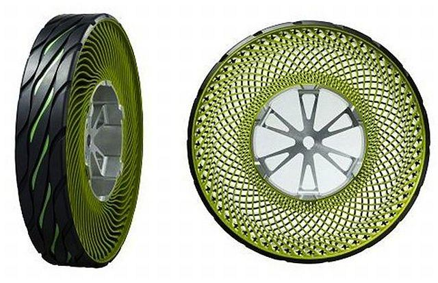 Bridgestone Air-Free Concept