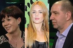 Olga Kaczyńska, Jolanta Kaczyńska, Roman Kaczyński.