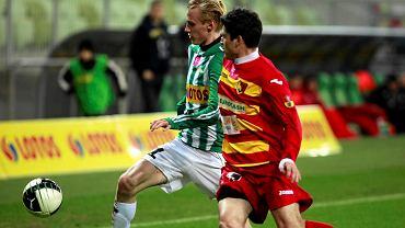 Lechia Gdańsk vs. Jagiellonia Białystok 0:1