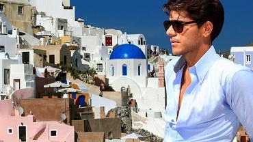 Grek, Grecja, Santorini