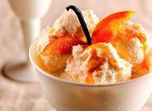 Mus waniliowy z sosem pomarańczowym - ugotuj