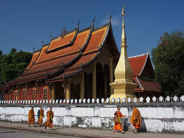 Luang Prabang - Laos / fot. jmhullot/CC/Flickr.com
