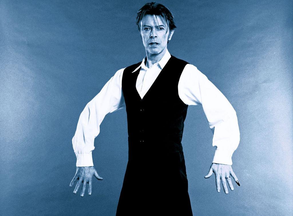 David Bowie fot. Sony BMG