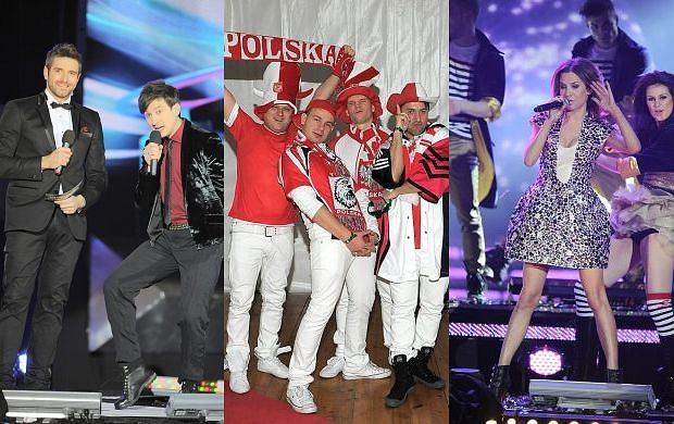Nowy rok tysiące Polaków witało na miejskich zabawach. Tłumy przyciągnął koncert na pl. Konstytucji w stolicy zorganizowany przez warszawski ratusz i Telewizję Polsat. Impreza