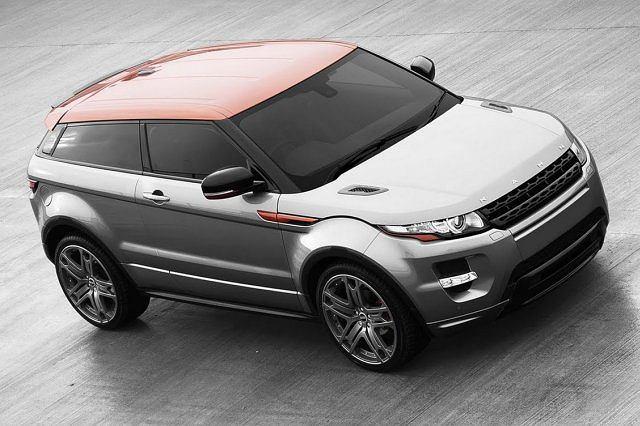 Range Rover Evoque od Project Kahn