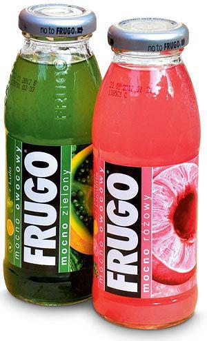 Frugo / 250 ml - 1,89 zł