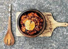 Fasola z ryżem i warzywami w stylu afrykańskim - ugotuj