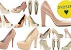Na ślub: buty cieliste zamiast białych