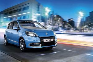 Poliftingowe Renault Scenic wycenione