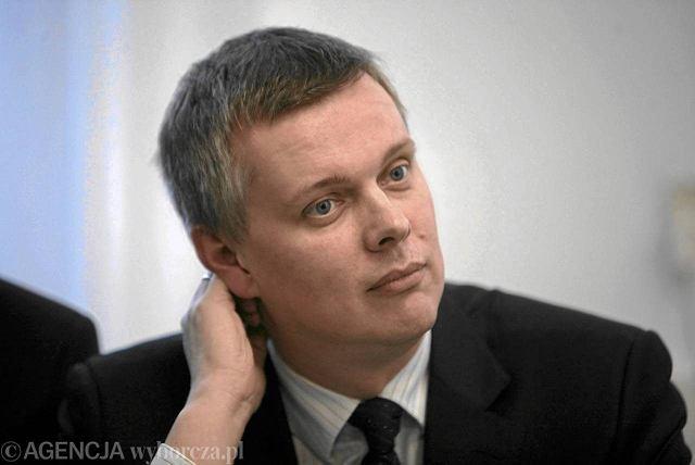 Tomasz Siemoniak, szef MON
