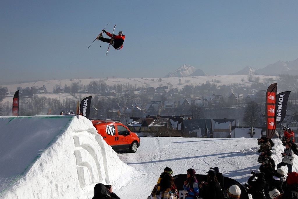 The North Face Polish Freeskiing Open 2011
