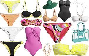 StillLife H&M, kolekcja plażowa H&M wiosna/lato 2012, moda plażowa