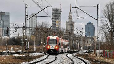 Nowy pociąg WKD