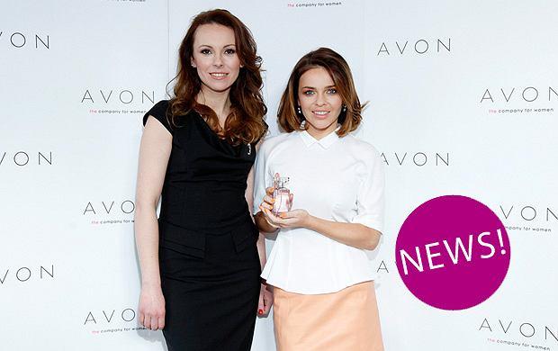 Edyta Herbuś twarzą nowych perfum marki Avon