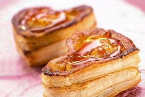 Ciasto francuskie na słodko i na słono - proste przepisy
