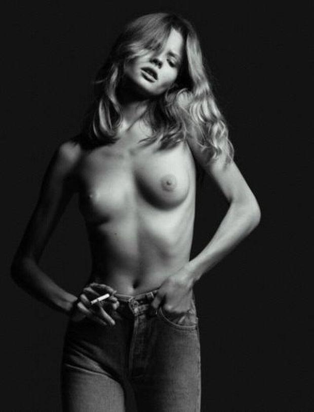 Magdalena Frąckowiak, gwiazdy nago, modelki nago