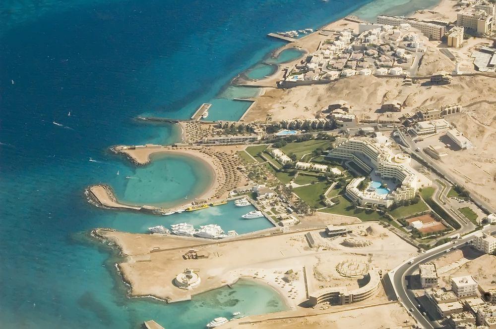 Hurghada. Na wakacje możemy tam polecieć prosto z Lublina