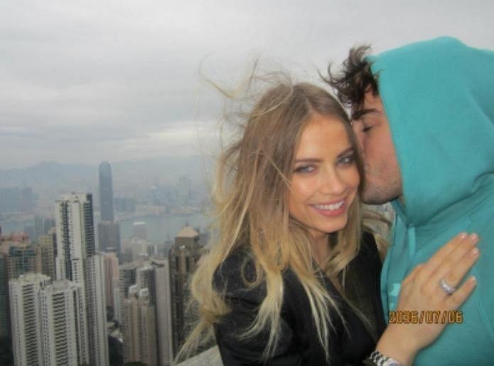 Fernando Alonso i Xenia