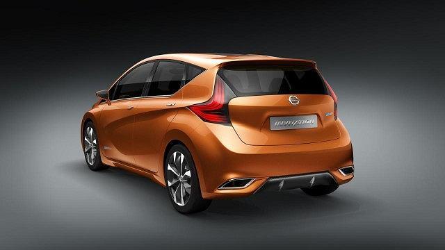 Nissan Invite Concept
