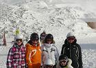 Szminka na stoku, czyli: uwaga kobieta na nartach!!!
