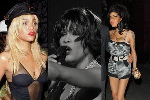 Rihanna, Whitney Houston, Amy Winehouse.