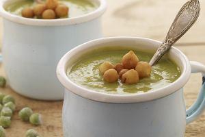 Zielony groszek - w sałatce, przekąsce, daniu głównym