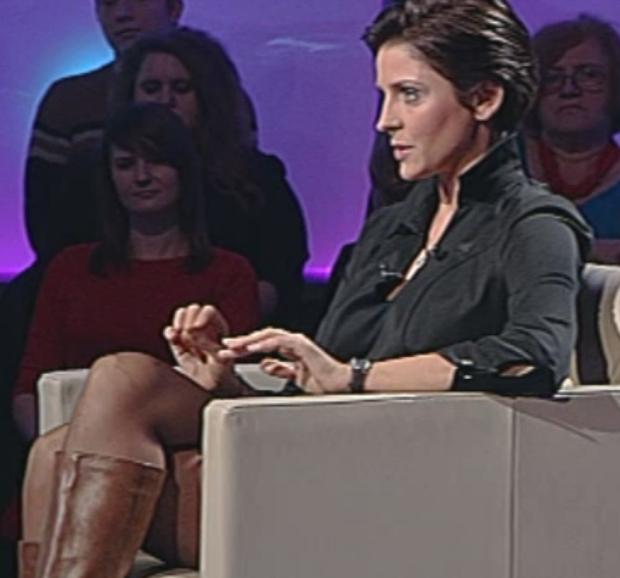 Joanna Mucha, Tomasz Lis, TVP