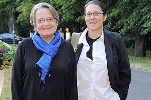 Agnieszka Holland, Katarzyna Adamik.
